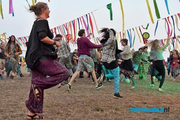 Derde editie The Living Village Festival door 3000 mensen bezocht - Foto: Johan Bokma