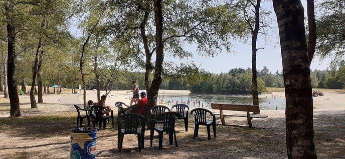 Verruiming zwemmogelijkheden Zwemplas Zwarte Dennen - Foto: eigen geleverde foto