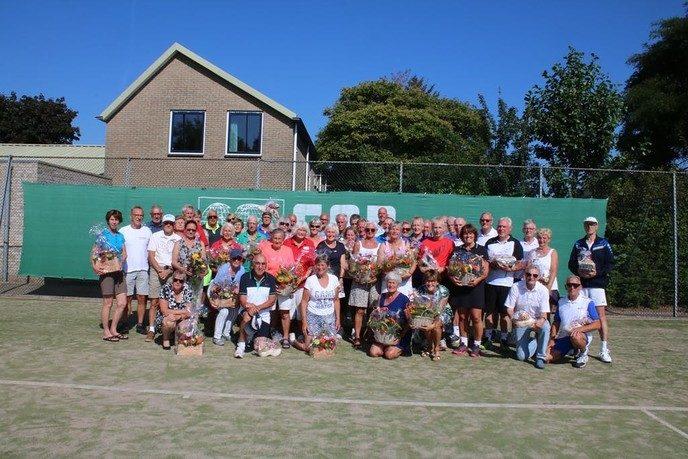 GAP 55+ Tennistoernooi - Foto: eigen geleverde foto