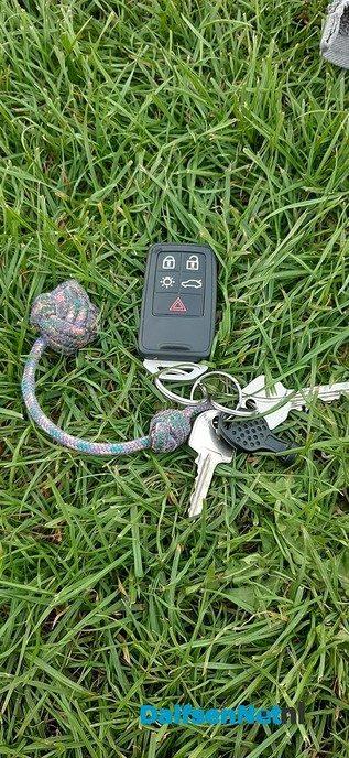 Gevonden sleutels! - Foto: Ingezonden foto