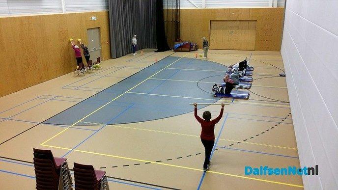 Damesgym in Trefkoele - Foto: Ingezonden foto