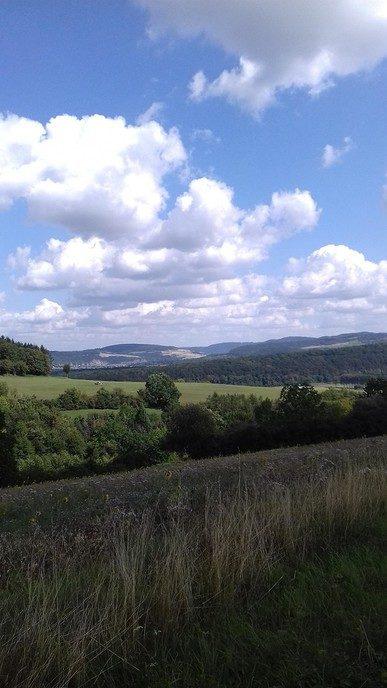 vakantieplaatje Weserbergland - Foto: eigen geleverde foto