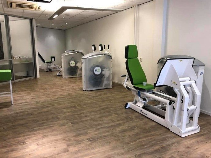 Nieuw in Dalfsen: fit in 20 minuten per week