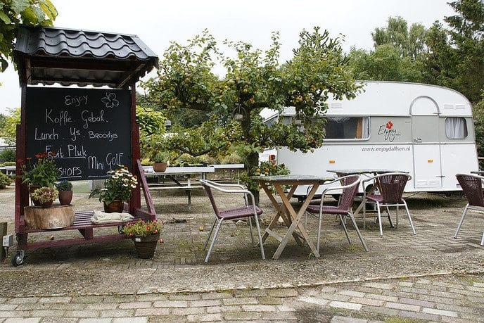 Minigolf kun je ook in Dalfsen spelen - Foto: Paul Scholten