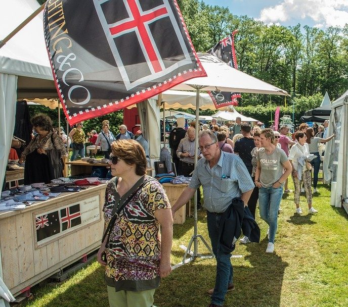 Komend weekeinde: Den Alerdinck Zomerfair - Foto: eigen geleverde foto