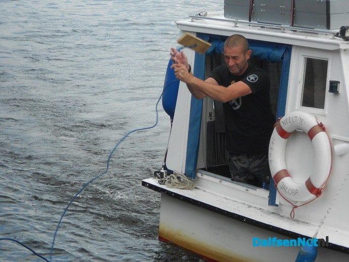 Dikke pech voor magneetvissers, maar ook geluk