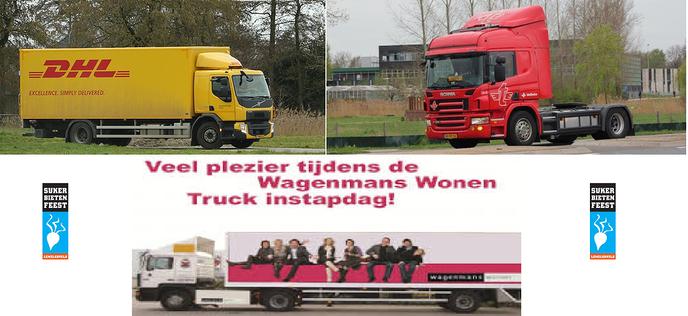 Truck instap dag Lemelerveld