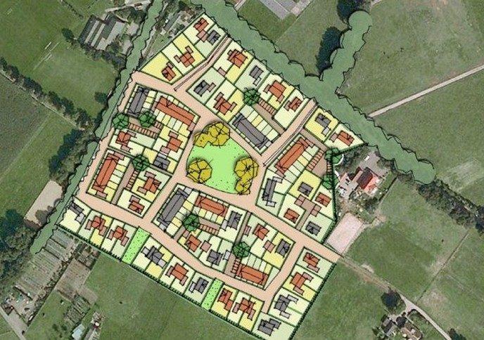 100 woningen voor Wijthmen - Foto: eigen geleverde foto