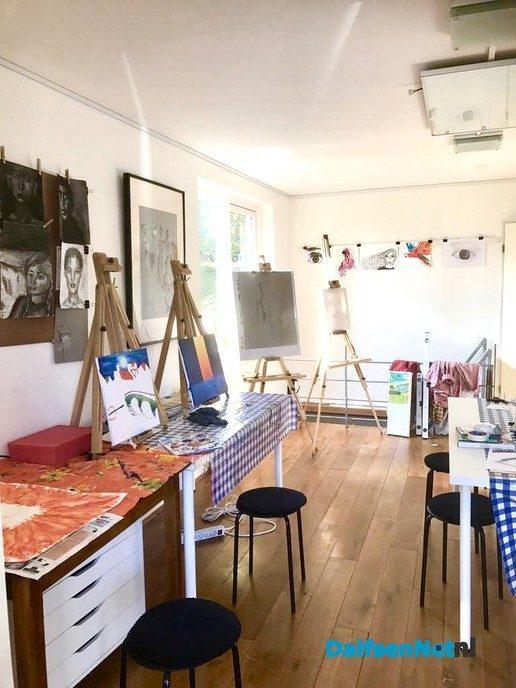 Cursus Tekenen en open atelier voor tieners (12+) - Foto: Ingezonden foto