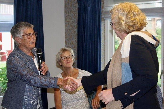 Vrienden van Rosengaerde vieren jubileum - Foto: eigen geleverde foto