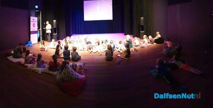 ASC Gym & Dance start seizoen met films kijken - Foto: Ingezonden foto