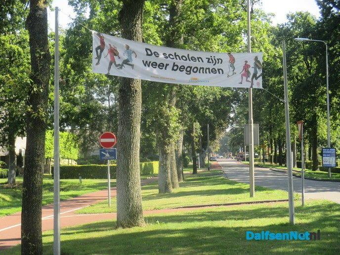 De Scholen Zijn Weer Begonnen - Foto: Ingezonden foto