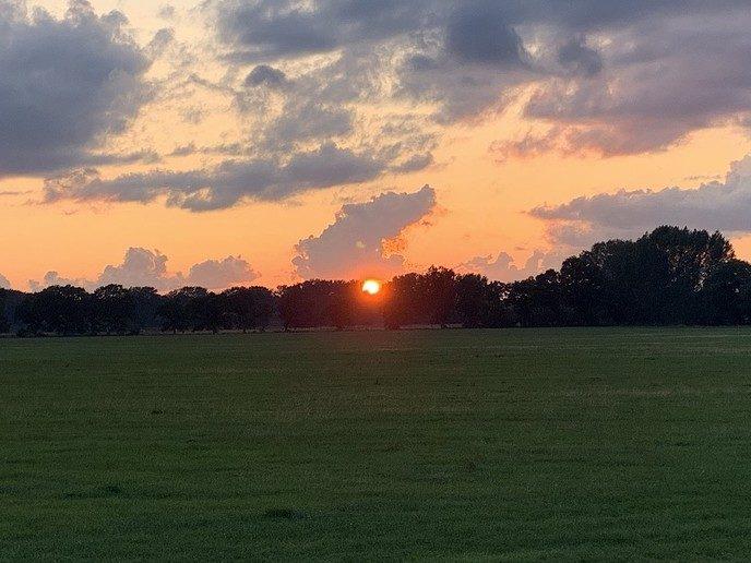 Zonsondergang - Foto: eigen geleverde foto