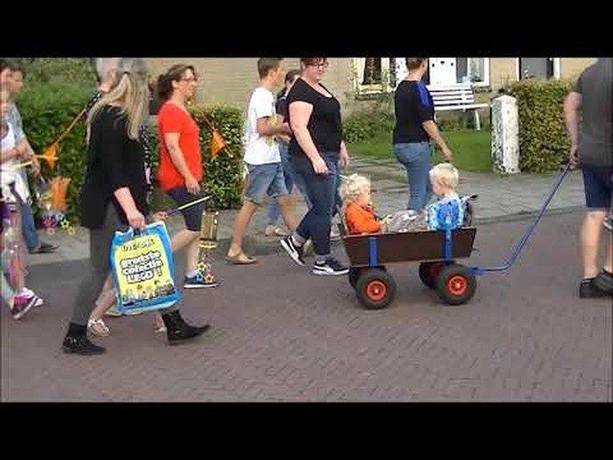 Oranjefeest Oudleusen is begonnen!