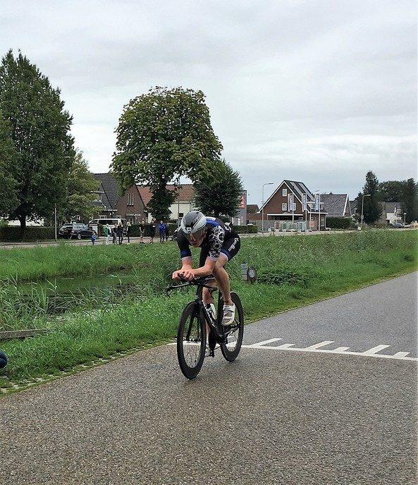 Ruben Slot wint weer in Lemelerveld - Foto: eigen geleverde foto
