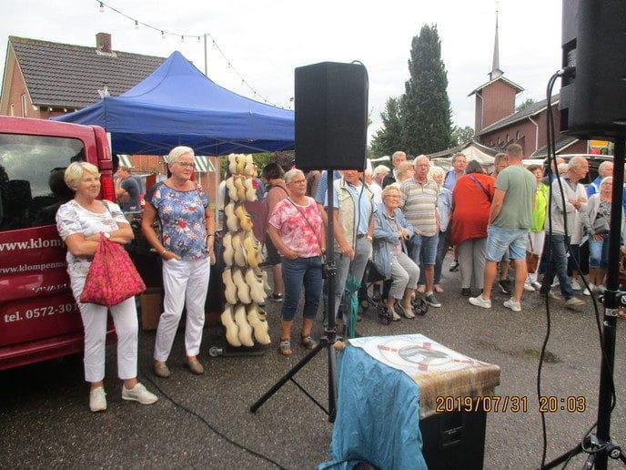OudHollandse markt lemele - Foto: eigen geleverde foto
