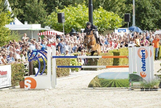 Ommen-winnaar Maikel van der Vleuten: 'Voor mij geen miljoenenpaard'