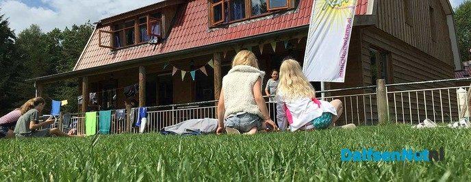 Kinderen en jongeren op zomerkamp - Foto: Ingezonden foto