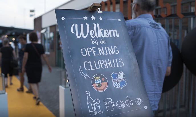Film opening clubhuis  D'Ommerdiek - Foto: eigen geleverde foto