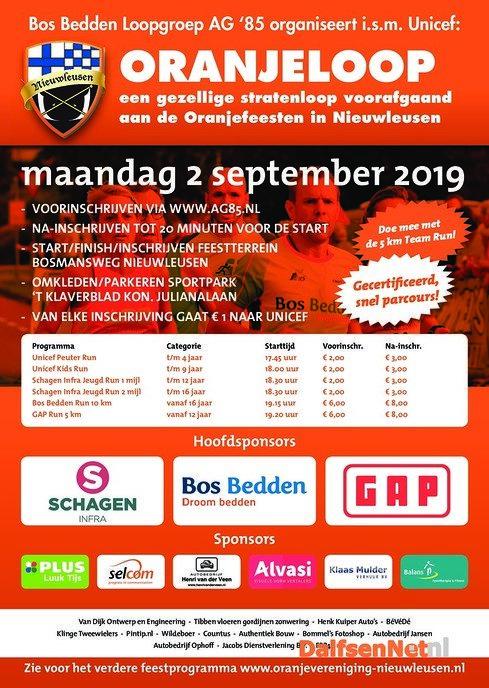 Oranjeloop Nieuwleusen - Foto: Ingezonden foto