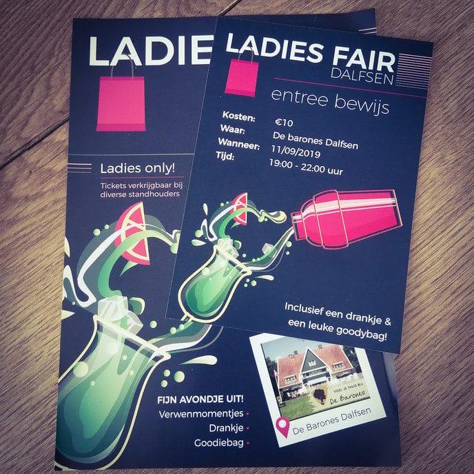 11 september: Lady's Fair bij de Barones in Dalfsen