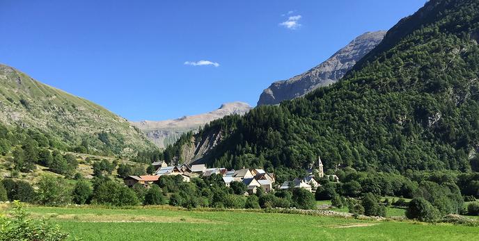 Vakantie groet vanuit Prapic (Franse Alpen) - Foto: eigen geleverde foto