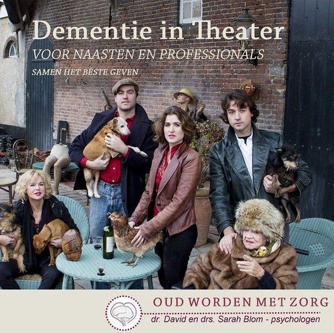 Aanbevolen door Rosengaerde: Voorstelling Dag Mama in theater
