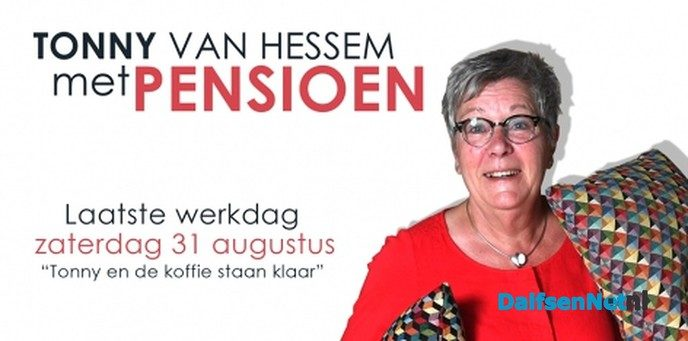 Dalfsenaar Tonnie van Hessem - Foto: Ingezonden foto