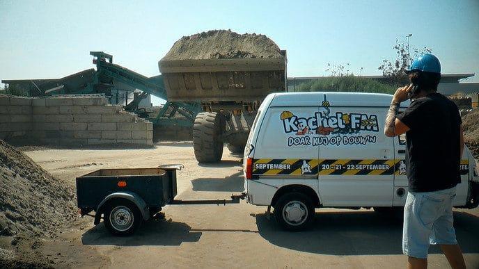 Ludieke video Kachel FM al 100.000 keer bekeken - Foto: eigen geleverde foto