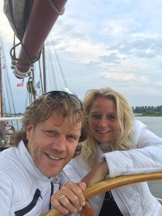 Het Piratenschip van Harten 10 vaart uit!!