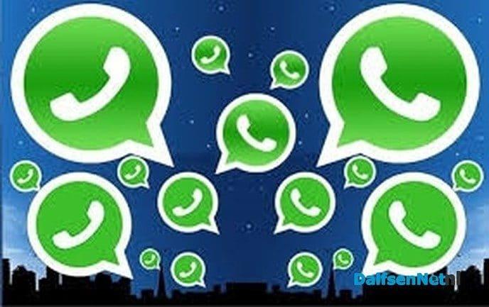 WhatsApp, ik ben zo blij dat ik het heb! - Foto: Ingezonden foto