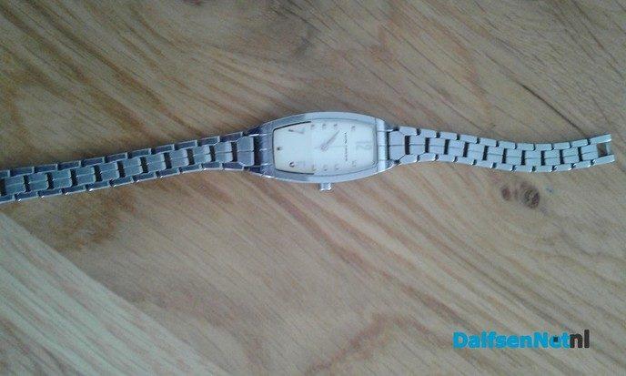 Gevonden horloge - Foto: Ingezonden foto