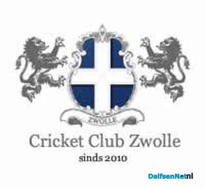 Cricket Club in Zwolle - Foto: Ingezonden foto