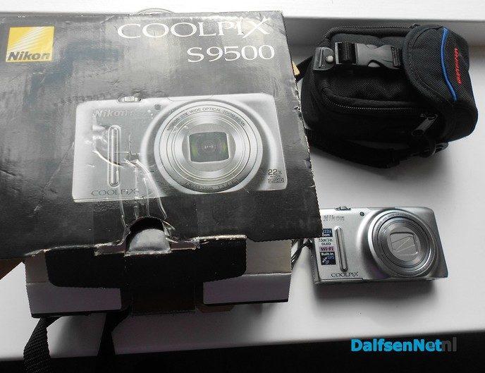 Een camera voor de stichting - Foto: Willy
