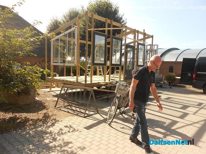 Camping Starnbosch ontwikkelt verplaatsbare woning