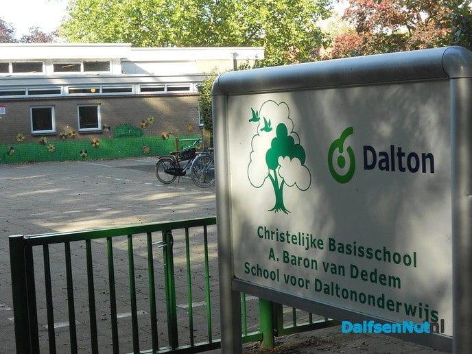 Peuterochtend A. Baron van Dedemschool