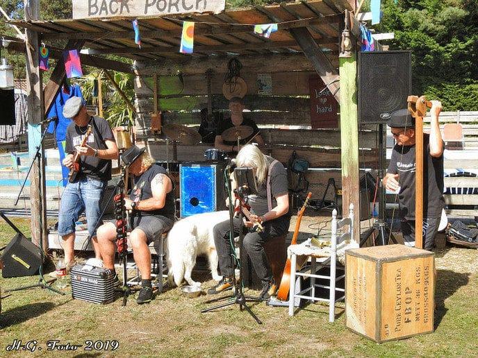 Cigarbox guitar festival goed bezocht.