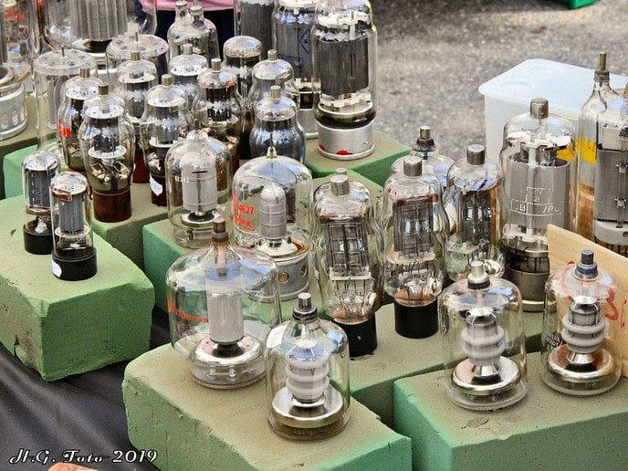 Radio Onderdelen Markt de Lichtmis