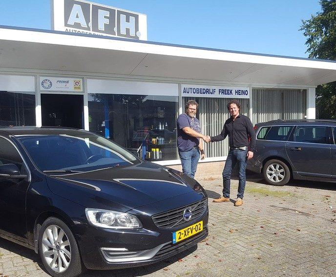 Inwoner gemeente Dalfsen neemt autogarage over - Foto: eigen geleverde foto
