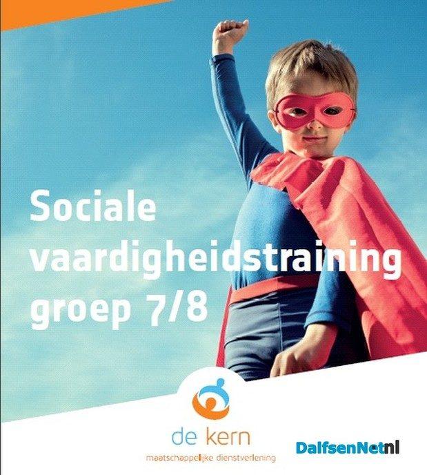 Nieuwe training sociale vaardigheden groep 7 en 8 - Foto: Ingezonden foto