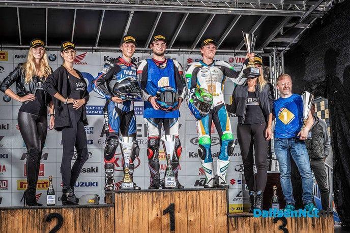 Topdag in Assen voor coureur Pepijn Bijsterbosch - Foto: Ingezonden foto