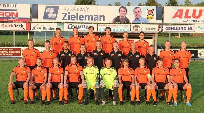 S.V. Nieuwleusen wint bekerwedstrijd van Wilsum - Foto: eigen geleverde foto