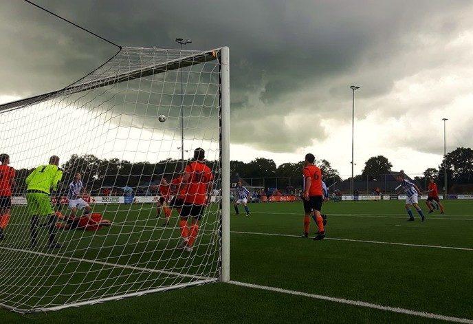 S.V. Nieuwleusen speelt gelijk tegen S.C. Lemele - Foto: eigen geleverde foto