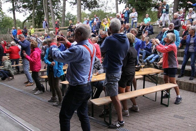 Stuwzangers Vechtdal Fiets Vierdaagse Ommen - Foto: eigen geleverde foto