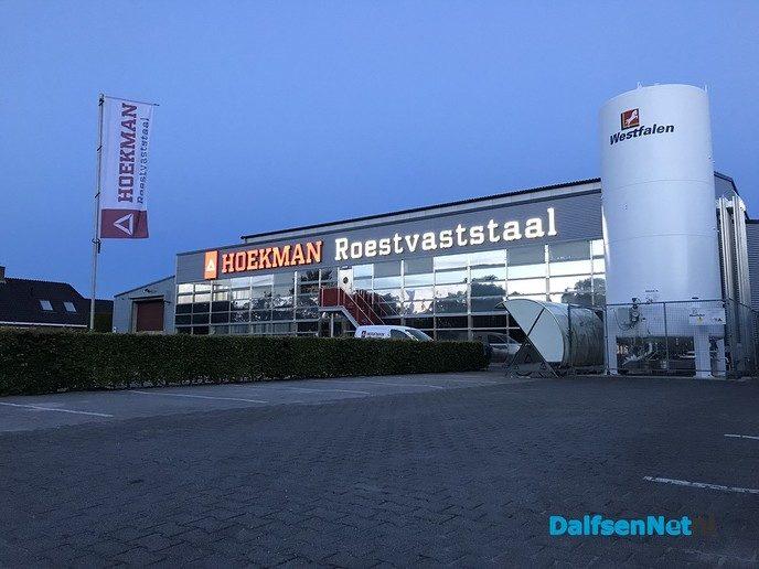 Hoekman-RVS valt flink in de prijzen - Foto: Ingezonden foto