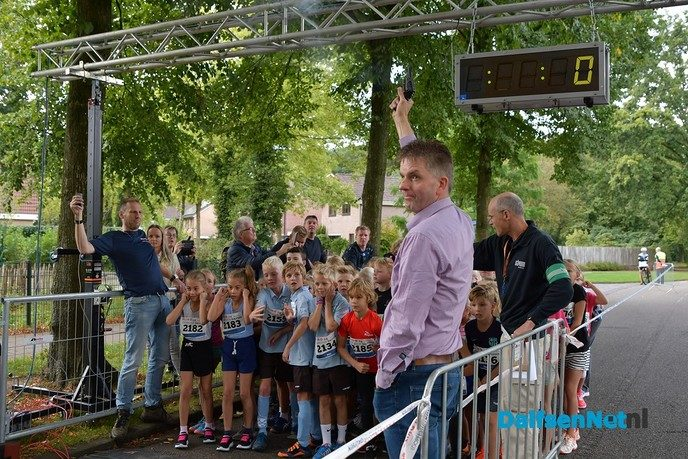 IJsclub Stokvisdennen kan op geslaagde PLINQ-Loopfestijn terugkijken - Foto: Johan Bokma