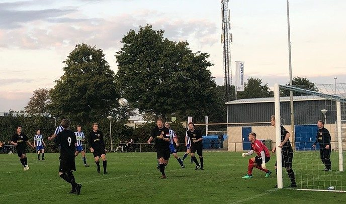 USV lijdt nederlaag tegen FC Meppel - Foto: eigen geleverde foto