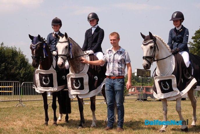 Concours de Heideruiters uit Ommen - Foto: Ingezonden foto