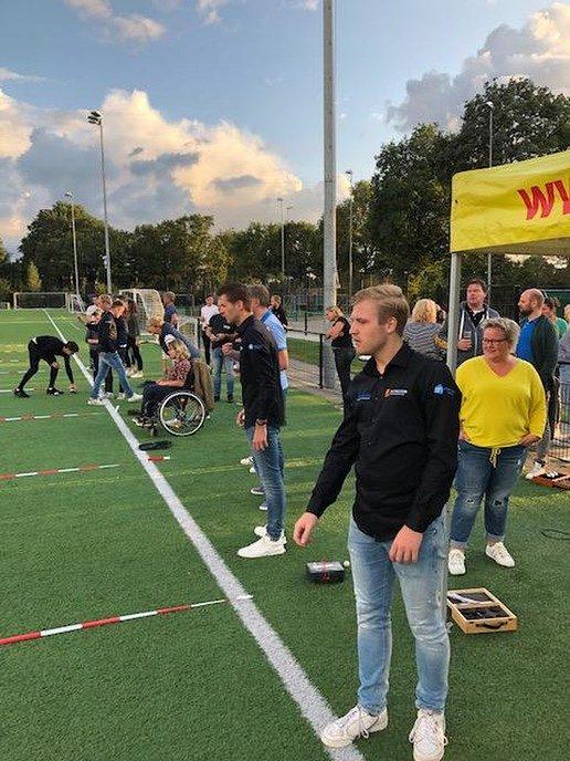 SV Dalfsen bedankt haar vrijwilligers - Foto: eigen geleverde foto