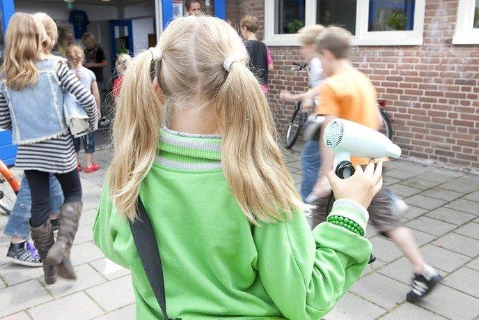 School Hoonhorst zamelt in - Foto: eigen geleverde foto
